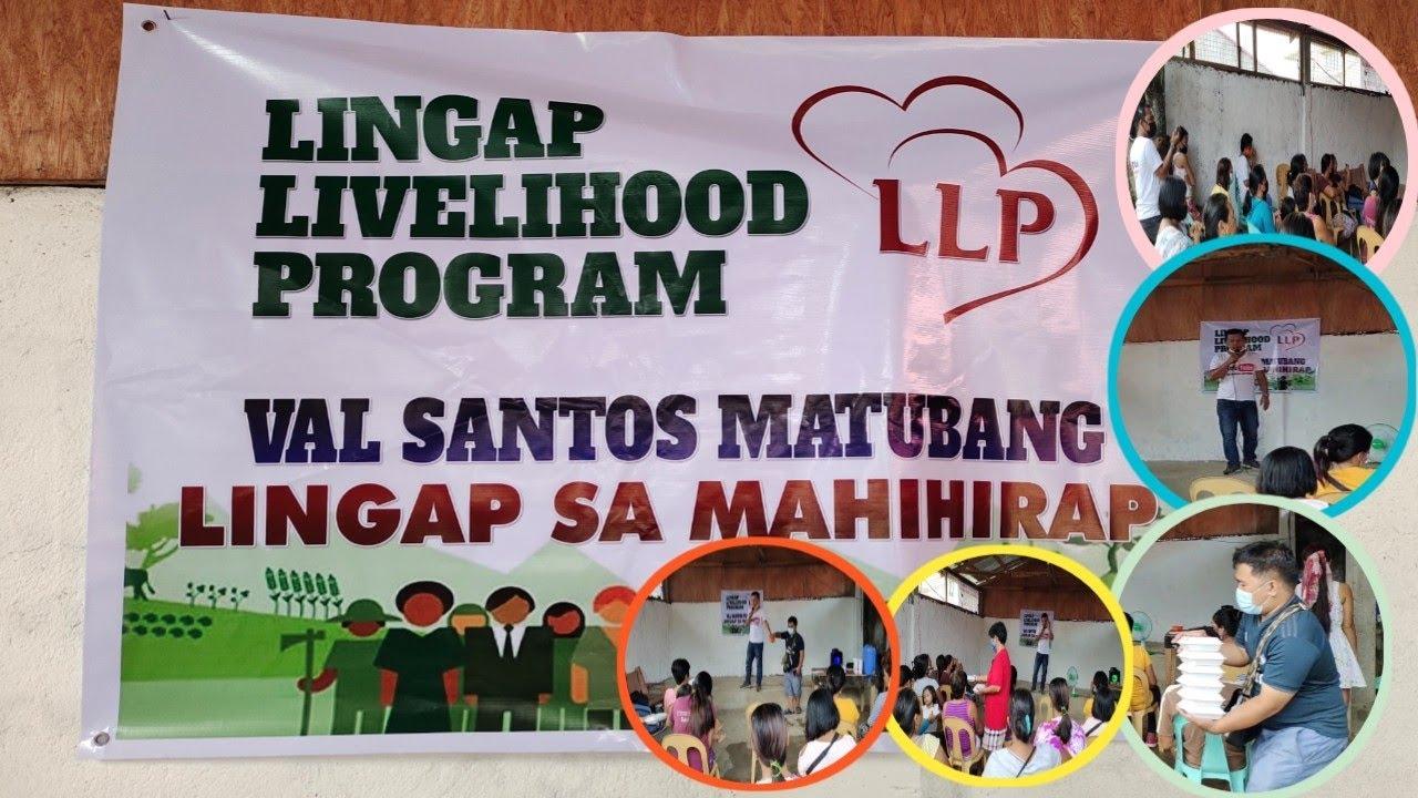 Kuya Val Lingap Livelihood Program