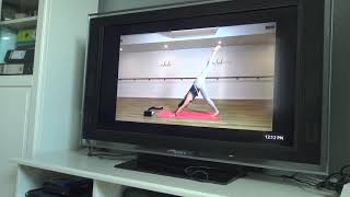 Using Soulful Fitness TV Online Yoga and Pilates Classes