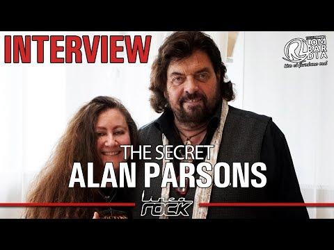 "ALAN PARSONS - ""The Secret"" interview @Linea Rock 2019 by Barbara Caserta Mp3"
