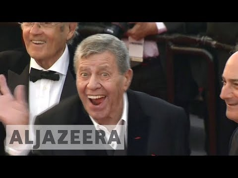 Thumbnail: US comedy icon Jerry Lewis dies at 91