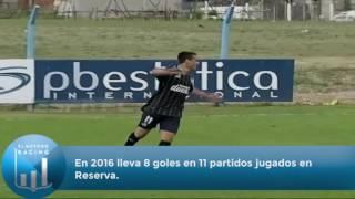 Lautaro Martínez: 50 goles en las inferiores de Racing