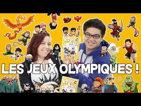 LES JEUX OLYMPIQUES ! - LE RIRE JAUNE (Ki&Hi Tome 3)