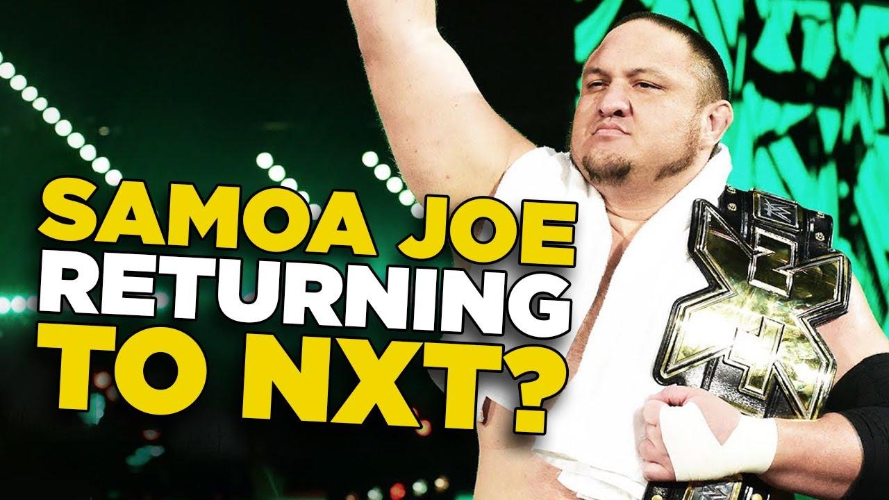Samoa Joe Returning To WWE NXT, Aleister Black To AEW?