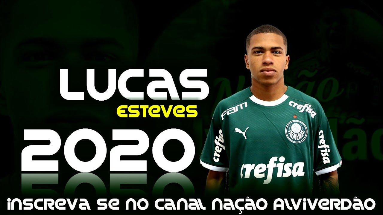 Lucas Esteves Skills 2019 Palmeiras Assists Dribles Goalls Overall Hd Youtube