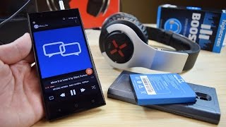 Распаковка Highscreen Boost 3 и наушников Fischer Audio X-02 (+розыгрыш!)