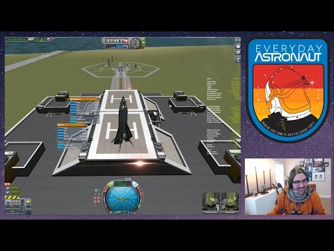 "Kerbal Space Program Reddit Challenge ""Satellite Snatch"""