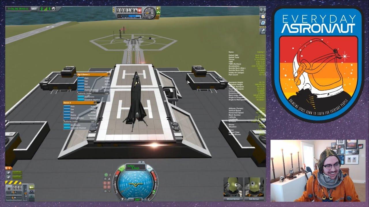 Kerbal Space Program Reddit Challenge