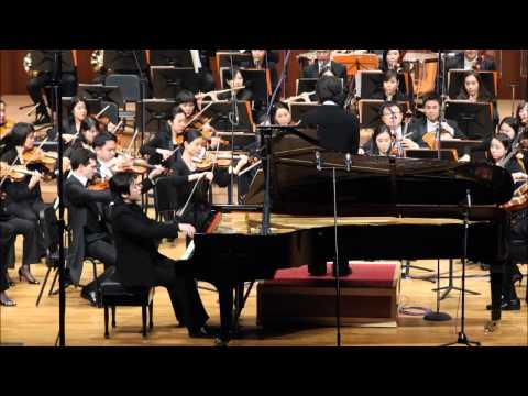 Sunwook Kim - Beethoven Piano Concerto No. 5