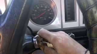 Ford Bronco II V6 171ci cologne engine