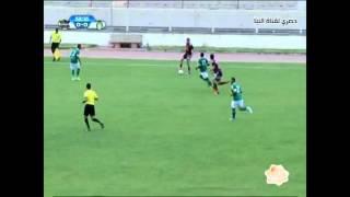 أهلي طرابلس يفشل في الفوز على المقاصة المصري