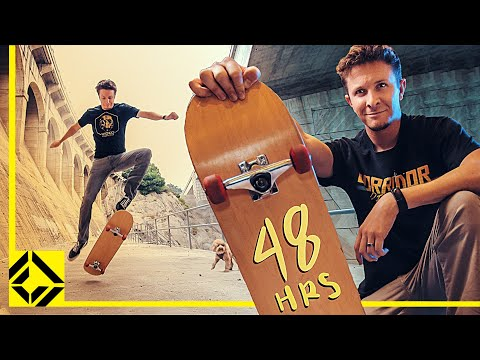 Learning To Kickflip In 48 Hours