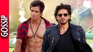 SRK In Tutak Tutak Tutiya - Shahrukh Khan - Sonu Sood - Bollywood Gossip 2016