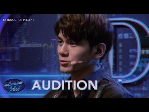 ENGSUB   [ Indonesia Idol Parody] Kontestan Gabe Ganteng Bener Hibur Dewan  Juri !!