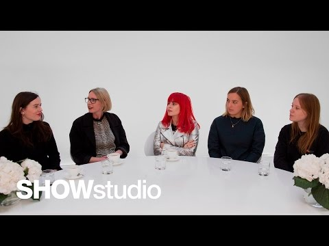 Milan Womenswear - Spring / Summer 2017 Round-up Panel Discussion