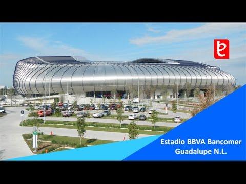 Estadio BBVA Bancomer, Guadalupe, Nuevo León | www.edemx.com