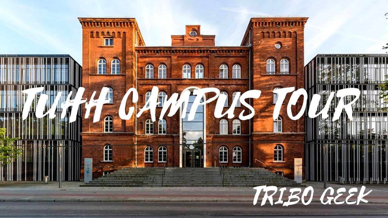 Download TUHH campus tour