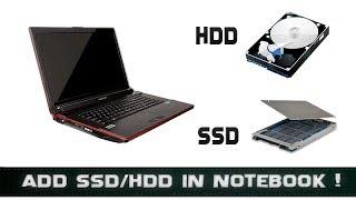 TUTO   Mettre SSD à la place d'un lecteur CD !! Pc Portable