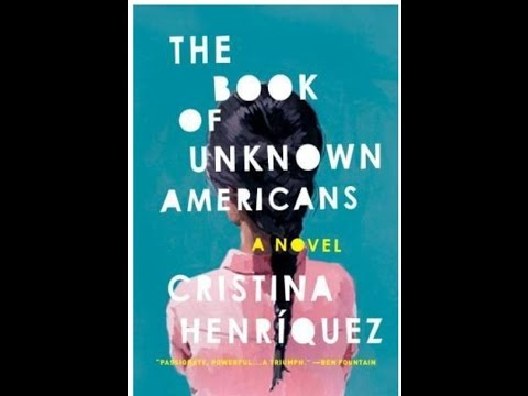Cristina Henriquez author of The Book of Unknown Americans