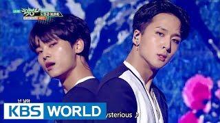 VIXX - Shangri-La   빅스 - 도원경 (桃源境) [Music Bank / 2017.06.09]