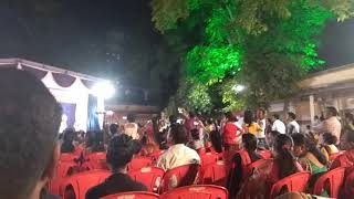 Kendriya vidyalaya thane annual function 100 of mobile video grapher  see
