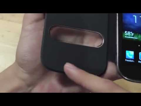 Samsung Galaxy S3 Smart Flip Cover Review: