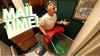S*** Show Mail Time! | Toilet Golfing