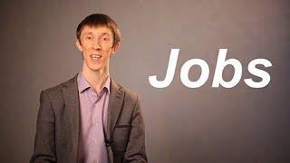 Видеоурок на тему PROFESSIONS (MEDIA JOBS)