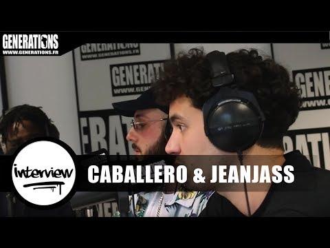 """Caballero & JeanJass - Interview """"Double Hélice 3"""" (Live des studios de Generations)"""
