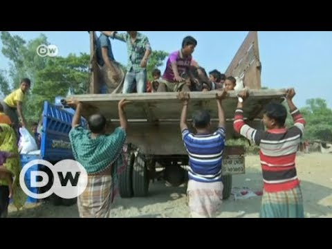 Rohingya refugees wary about going back to Myanmar   DW English