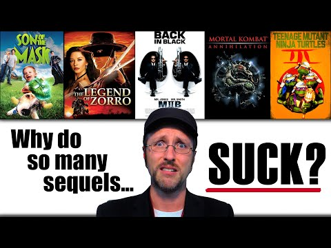 Why Do So Many Sequels Suck? Mp3