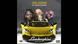 Sina Rambo Lamborghini FT Offset & Davido