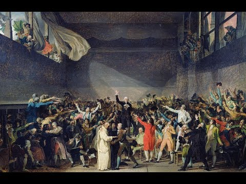 French Revolution - Estates General, Tennis Court Oath and National Assembly