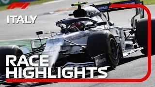 Gran Premio de Italia 2020: mejores momentos