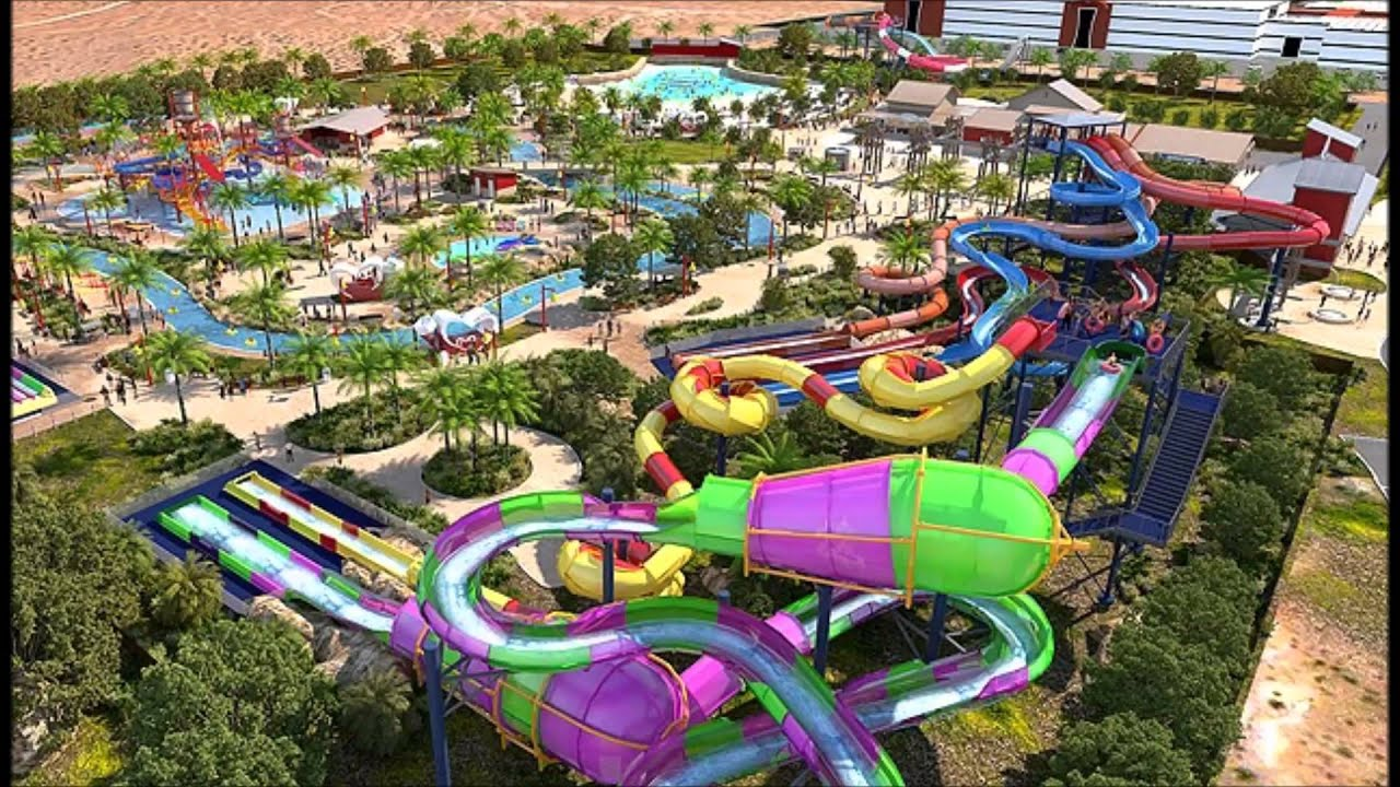 Water Park Best In World Water - 10 best water parks in the world
