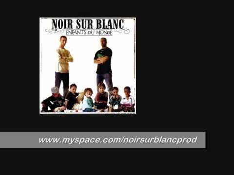 Enfants du Monde _Noir Sur Blanc _ Fashion atitude_