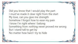Download Céline Dion - My Love Live Lyrics