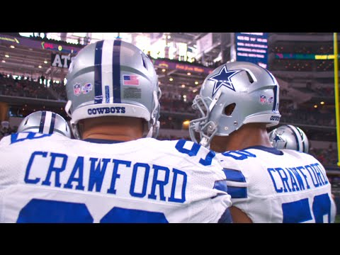 Jack Crawford on the Cowboys Crazy Chemistry