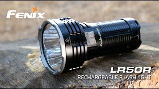Fenix LR50R Flashlight - 12000 Lumens