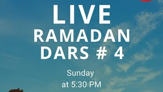 Dars - 'Ramadan' -The Ideal Guest