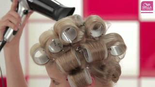 The Basics On Styling Tools: Rollers Wella Pro Series Academy
