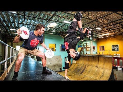 Tony Hawk Skateboarding Trick Shots | Brodie Smith