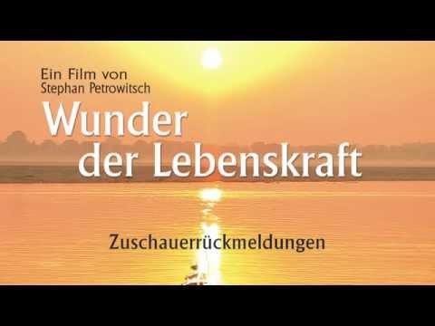 Wunder der Lebenskraft - Zuschauerrückmeldungen nach einer Vorführung in Winterthur