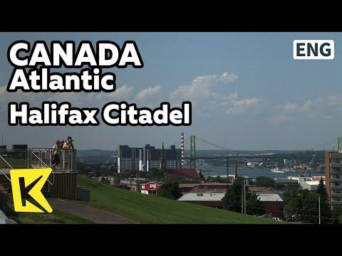【K】Canada Travel-Atlantic[캐나다 여행-애틀랜틱] 캐나다 속 스코틀랜드, 핼리팩스 시타델/Halifax Citadel/Scotland/Fortress