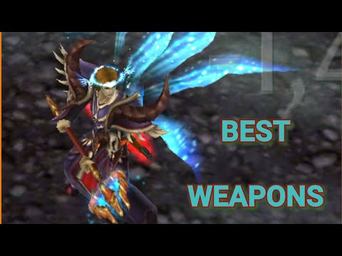 ORDER AND CHAOS - HOW TO GET THE BEST WEAPONS