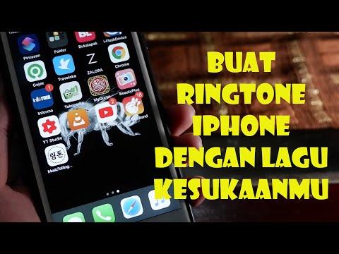 RINGTONE UNTUK IPHONE! - Cara Cara Buat Ringtone Iphone Simple Step Guna Garage Band & Document.