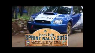 bank bjb sprint rally 2016 22 januari 2017