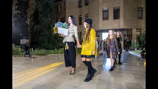 Grand opening Odessa Fashion Week SS 2020