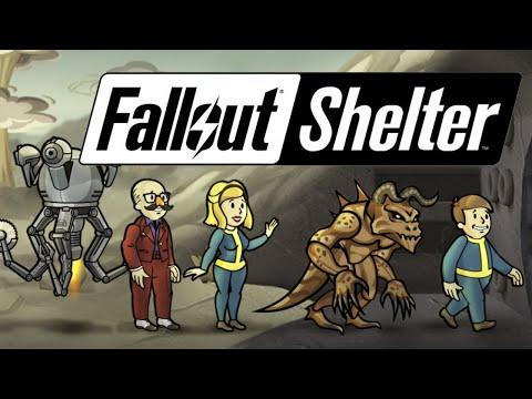 Fallout Shelter - Обновление! Что Нового?