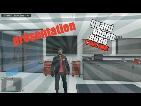 [HD] GTA ONLINE-Présentaion De Mes Garages ! PS4