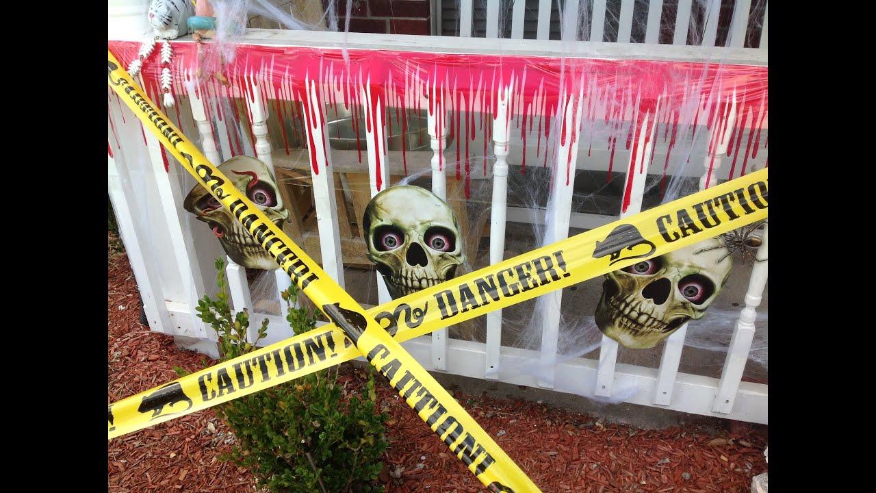 halloween my house decorations youtube
